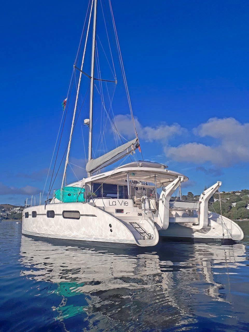 Leopard 46 Sailing Catamaran La Vie for sale | Leopard Brokerage