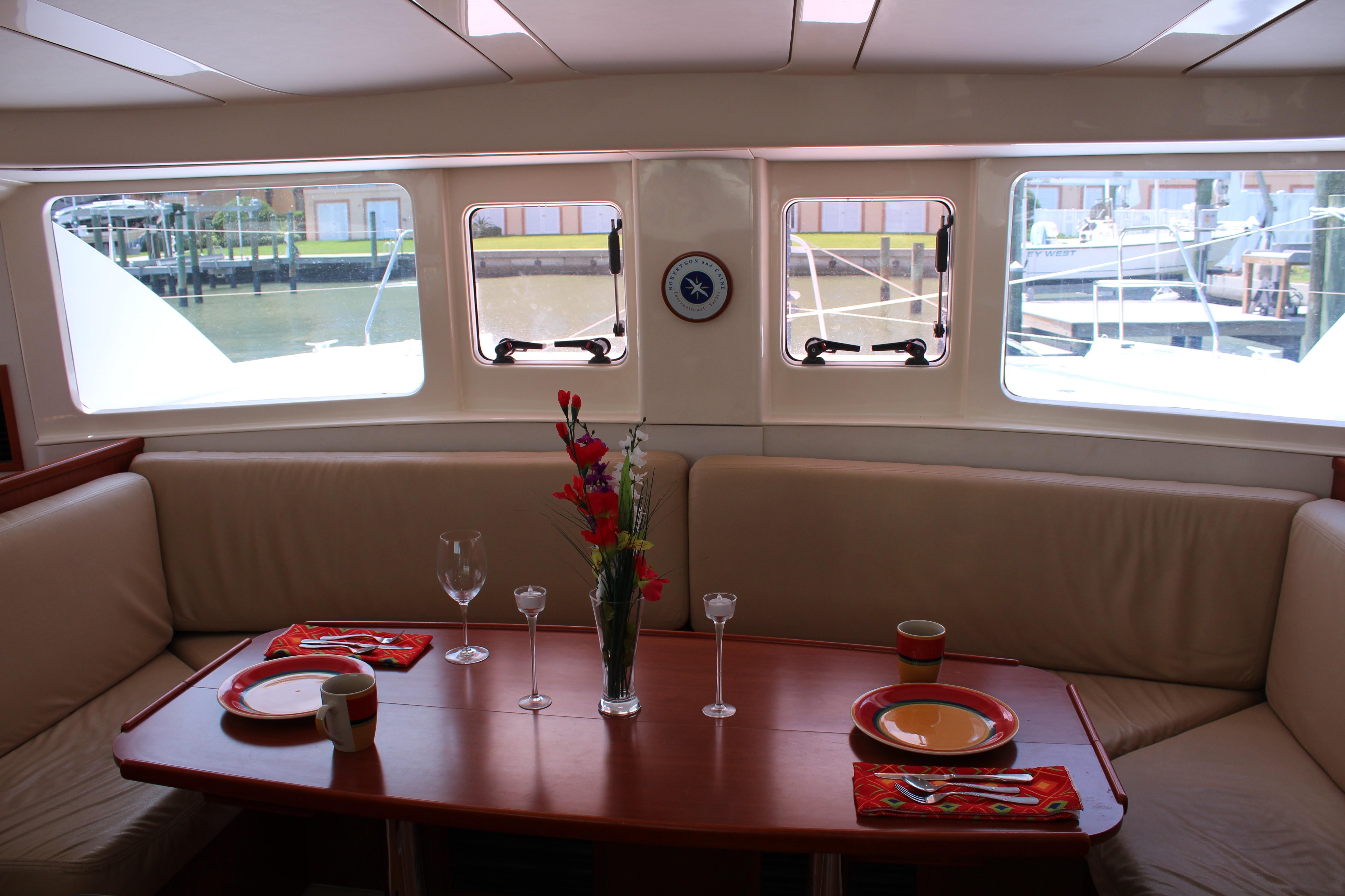 Leopard 39 Sailing Catamaran Phoenix for sale | Leopard