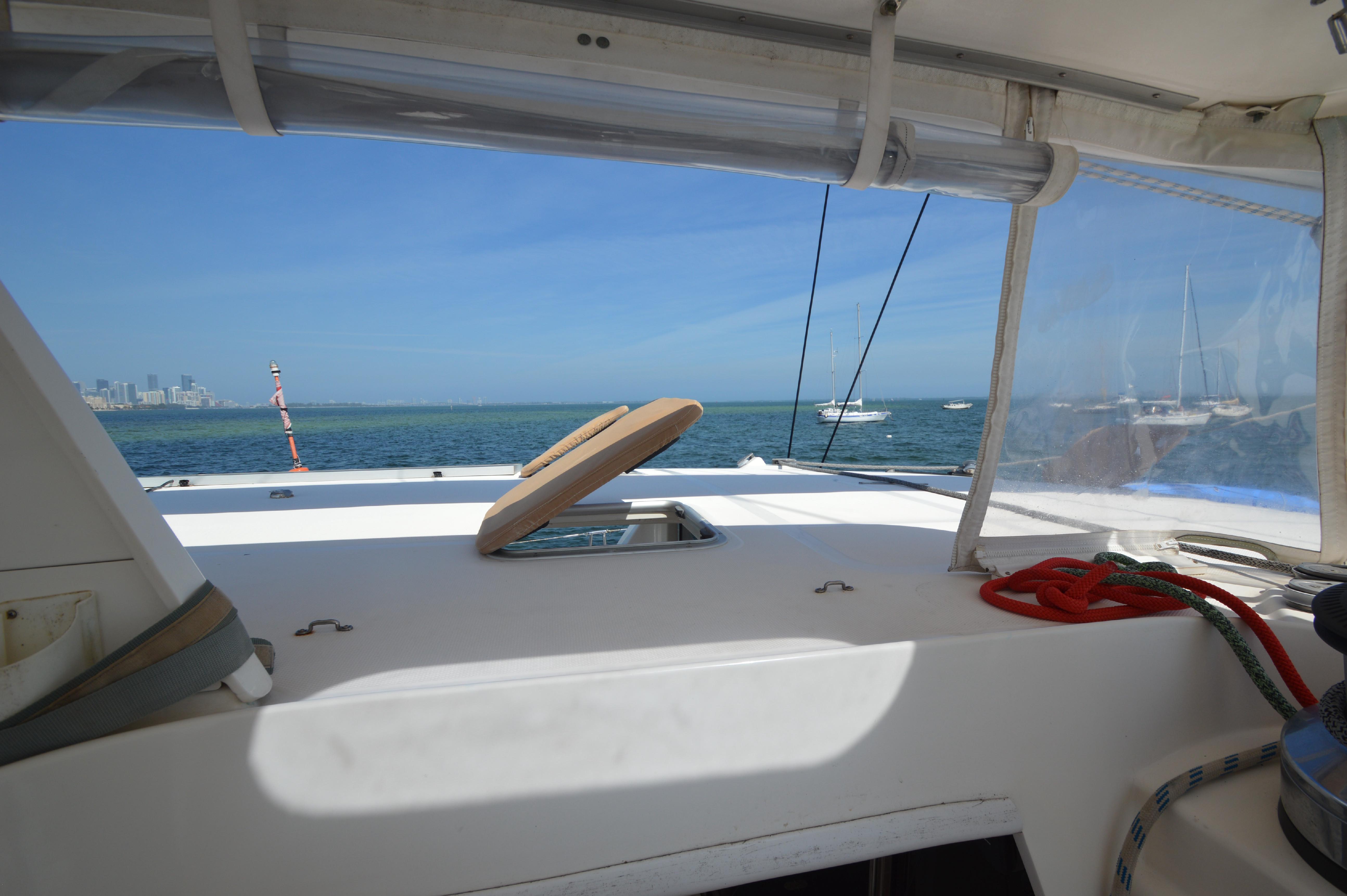 Leopard 46 Sailing Catamaran NUMA for sale | Leopard Brokerage