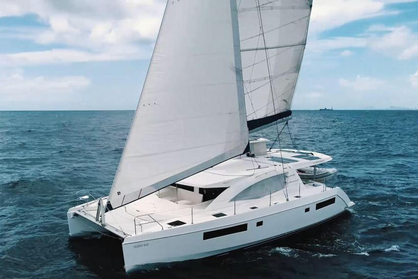 Leopard Catamarans Brokerage | Used Catamarans for Sale
