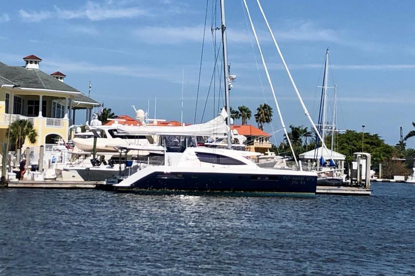 Leopard 48 Sailing Catamaran To-Mar-O for sale   Leopard Brokerage