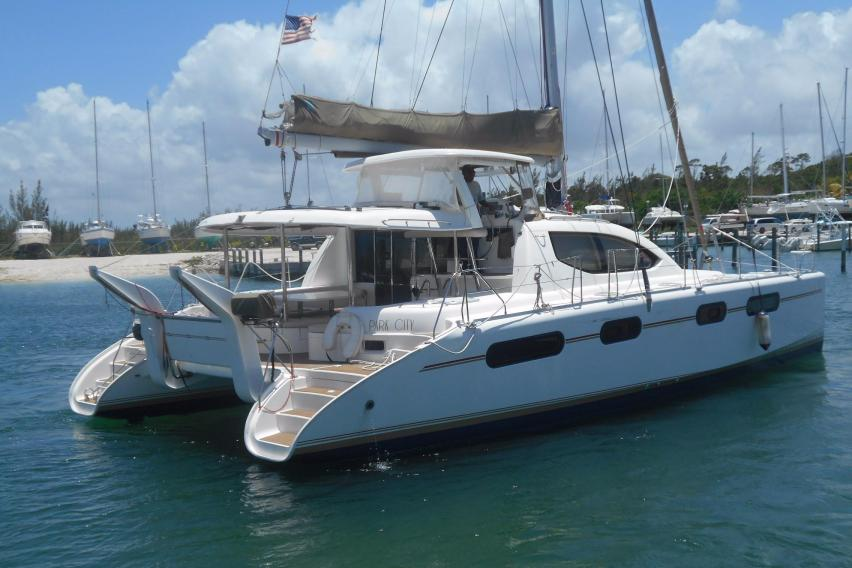 Leopard 46 Sailing Catamaran Zoe for sale   Leopard Brokerage