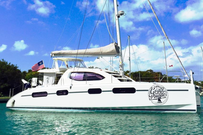Leopard 46 Sailing Catamaran For Sale Leopard Brokerage