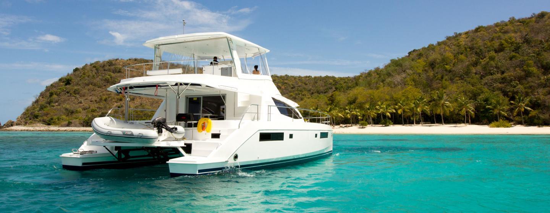 Leopard Catamarans Brokerage | Used Catamarans for Sale